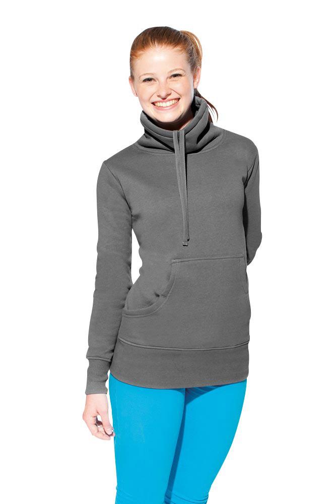 promodoro  Sweat col tortue Femmes promotion Le sweat-shirt à col roulé... par LeGuide.com Publicité