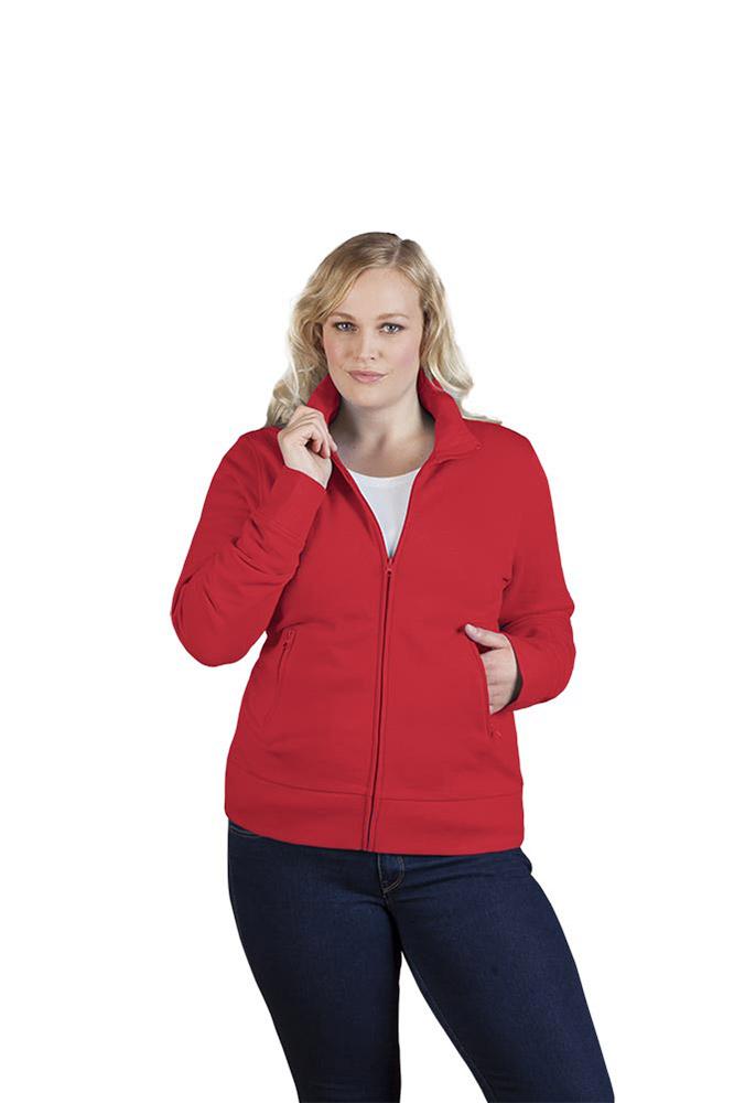 promodoro  Veste col montant grandes tailles Femmes La veste zippée à col... par LeGuide.com Publicité