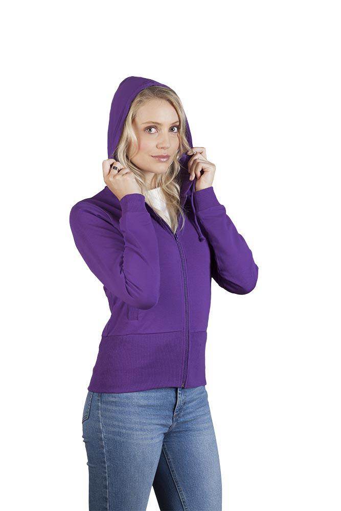 promodoro  Veste sweat capuche zippée 95-5 Femmes Notre veste zippée à... par LeGuide.com Publicité